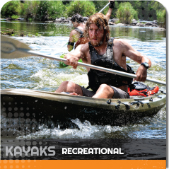Recreational Kayaks